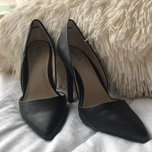 MIA black heels